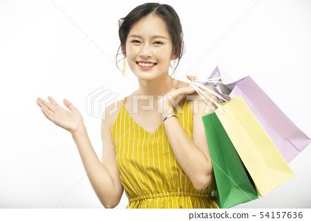 女性購物 54157636