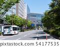 다이 하쿠 거리 하카타 역 하카타 구치 방면 54177535