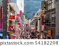 Tokyo Harajuku Takeshita Street 54182208