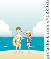 ฤดูร้อนทะเลคู่รัก 54183936