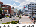 Omotesando which is full of weekdays 54194696