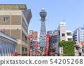 Osaka, New World, Tsutenkaku 54205268