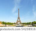 파리 에펠 탑 54208916