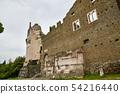 로마의 고대 유적 (이탈리아) 아피아 가도에있는 체찌라 · 메텟라의 무덤 54216440