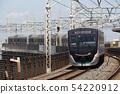 도큐 덴엔 토 시선 2020 계 (도부 선에서 시운전 열차) 54220912