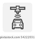 car gps icon 54222031