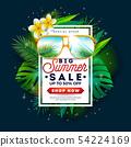 夏天 夏 销售 54224169