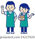 간병인 남녀 54227026