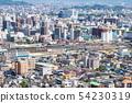 A wharf in Matsuyama city area (Matsuyama City, Ehime Prefecture) 54230319