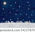 눈의 도시 54237879