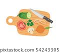 食物 食品 小刀 54243305