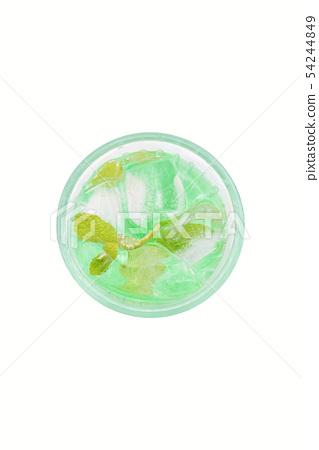 시원한 음료수, 여름 음료 오브젝트 54244849