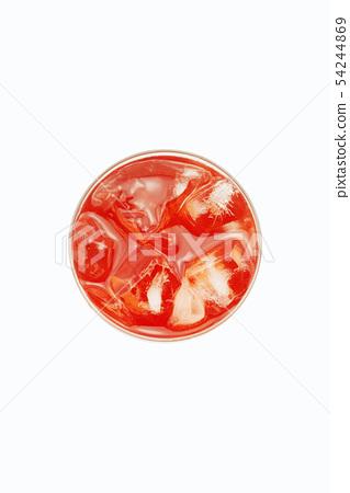 시원한 음료수, 여름 음료 오브젝트 54244869