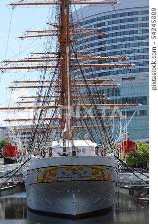 เรือแล่นเรือ Nippon Maru 54245809