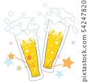 啤酒吐司 54247820