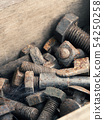 Bolts and nuts 54250258