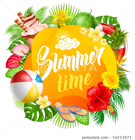 Summer Time 54253071