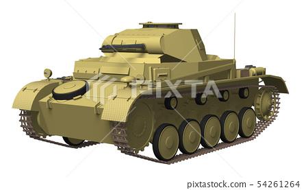 坦克II 54261264