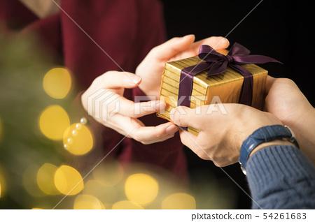 크리스마스 선물 여성 54261683