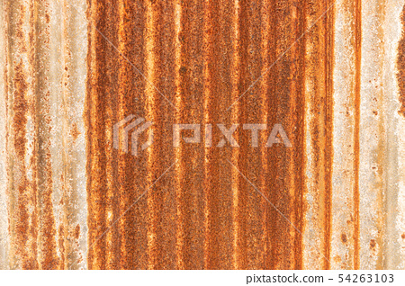Metal rusty galvanized plate background, Metal 54263103