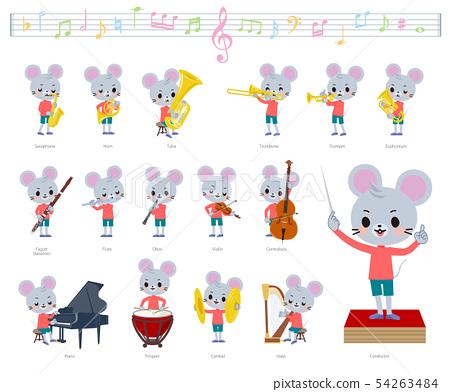 쥐, 생쥐, 소년 54263484
