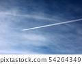 Aerial cloud 54264349