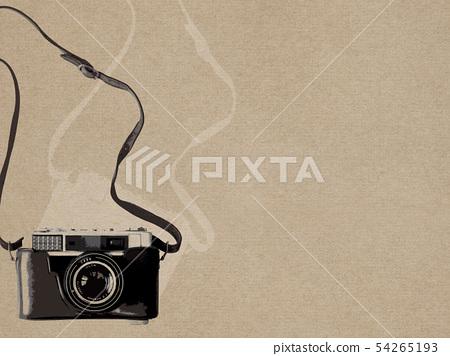 背景 - 相机 - 复古 - 纸 54265193