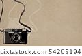 배경 - 카메라 - 레트로 - 종이 54265194
