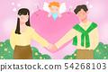 夫婦 一對 情侶 54268103