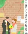 夫婦 一對 情侶 54268124