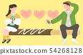 夫婦 一對 情侶 54268128