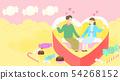 夫婦 一對 情侶 54268152