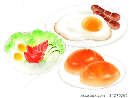 早餐 54279292