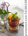 Pimus (Liqueur drunk in summer in England) jelly 54286298