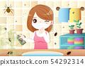 pest control concept 54292314