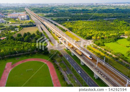 台灣臺南交通運輸景觀Asia Tainan Transportation Landscape 54292594