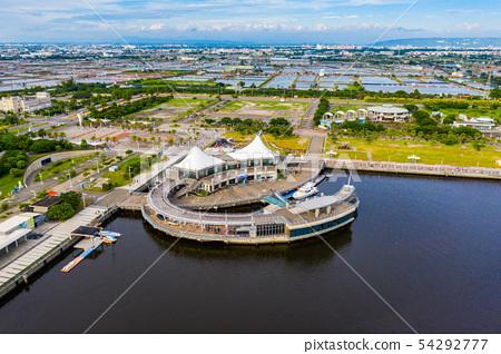 台灣高雄茄萣情人碼頭Asia Taiwan Kaohsiung Terminal 54292777