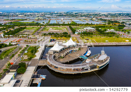 台灣高雄茄萣情人碼頭Asia Taiwan Kaohsiung Terminal 54292779