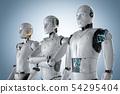 機器人 受控機體 機器人的 54295404