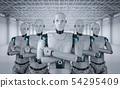 機器人 人工智能 人工智慧 54295409