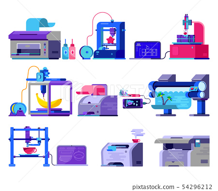 24+ Printer Vector Image