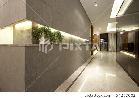 복도, 현대건축, 인테리어,  54297002