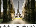strange Eiffel Tower 54298679