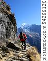 喜马拉雅山,徒步旅行, 54299120
