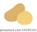 馬鈴薯的 54305101