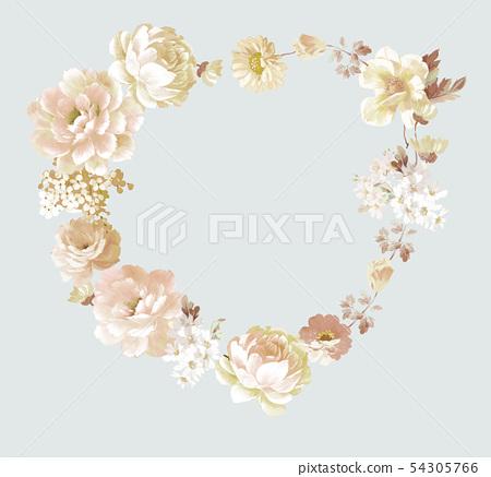 Seishin花的佈置,插花,圖畫 54305766