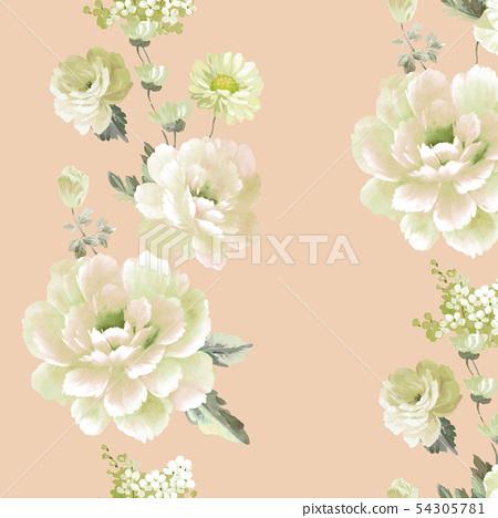Seishin花的佈置,插花,圖畫 54305781