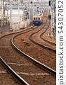 Hanshin train jet car 54307052