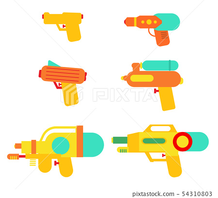 Water guns pack set  54310803