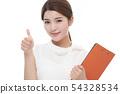 여성 비즈니스 54328534
